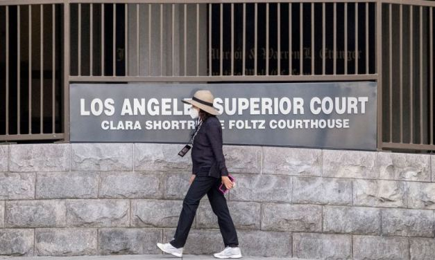 Social Distancing Requirements Dropped in L.A. County Courthouses