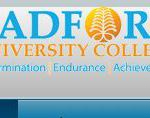 Radford University College Admission Forms