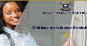 KSTU Second Batch Admission list