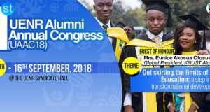 UENR 1st Alumni Annual Congress (UAAC18) Schedule