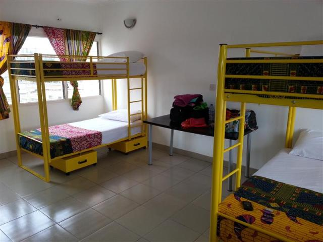 HTU Hostel Fees