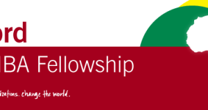 Stanford Africa MBA Fellowship Program