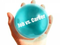 Differences Between Job and Career