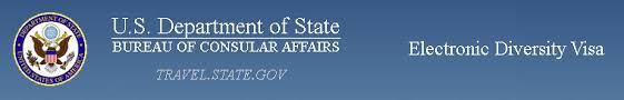 USA State Department Electronic Diversity Visa Lottery