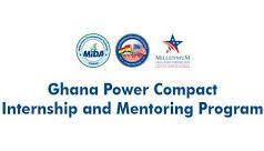 Ghana Power Compact Internship and Mentoring Program