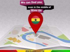 GhanaPostGPS App