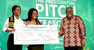 KNUST Tops Presidential Pitch Season II Competition