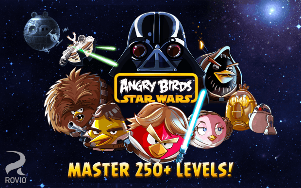 Download Angry Birds Star Wars APK File