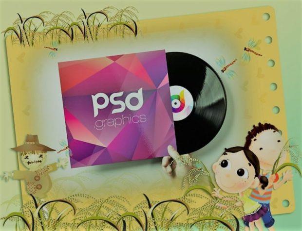 PSD Graphics Design Free Download
