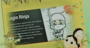 Login ninja Wp Plugin