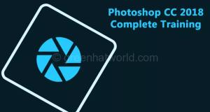 Latest Photoshop Course 2018