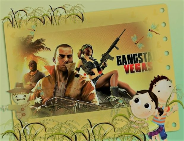 Download Mod APK Gangster Vegas