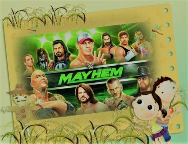 Download WWE Mayhem APK