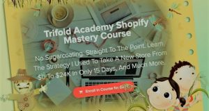 Trifold Academy Shopify Mastery Course
