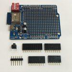 Universal ESPduino 半完成品キット 組み立て方