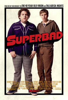 superbad - poster