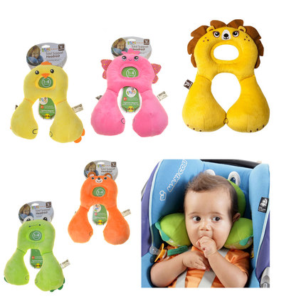 291607 Neck Pillow Baby Car Zuli Kids
