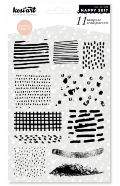 Kesi-Art stamp in Clique Kits shop