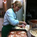 Mamma's famous lasagna