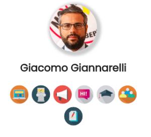 Storia Guerriere Giacomo Giannarelli