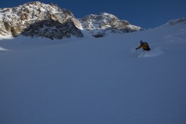 Grieshorn scialpinismo - canale nord (33)