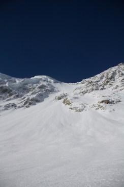 Fletschorn discesa sci parete nord via viennesi scialpinismo sci ripido giacomo jack longhi mountainspaceIMG_4694