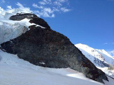 Piz cambrena via del seracco scivolo nord piz arlas piz palu mountainspace skialper bernina diavolezza alpinismo engadina palù naso ghiaccio giacomo longhi michele gusmini (6)