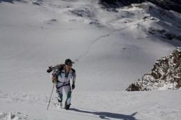 Scialpinismo monte rosa monte rosa highway skialper capanna margherita giacomo longhi mountainspace vincent parrot corno nero balmenhorn zumstein - (6)