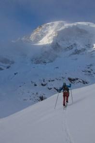 Piz morteratsch via zippert sci boval tschierva mountainspace giacomo longhi marco ballerini scialpinismo engadina bernina valentino cividini spraunza (4)