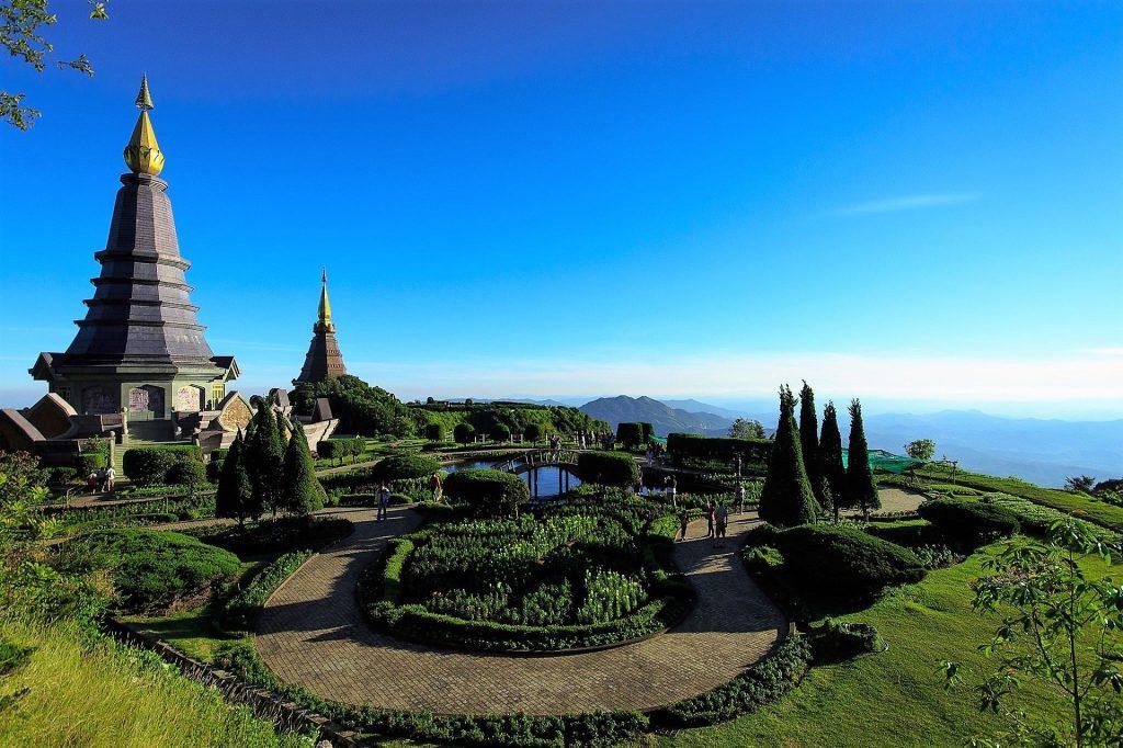 Chiang Mai Chedi_of_Doi_Inthanon