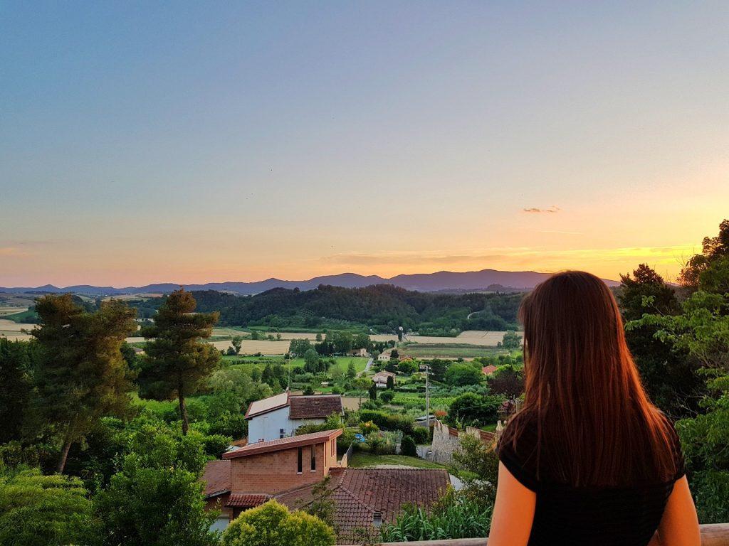 tramonto lorenzana
