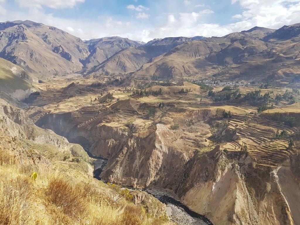 colca canyon escursione