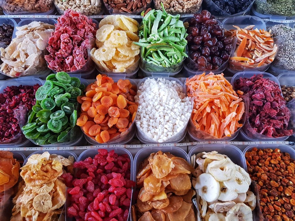 mercado di san pedro cusco