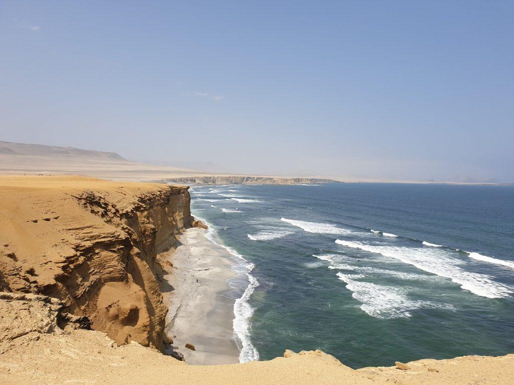 spiaggia del diablo paracas