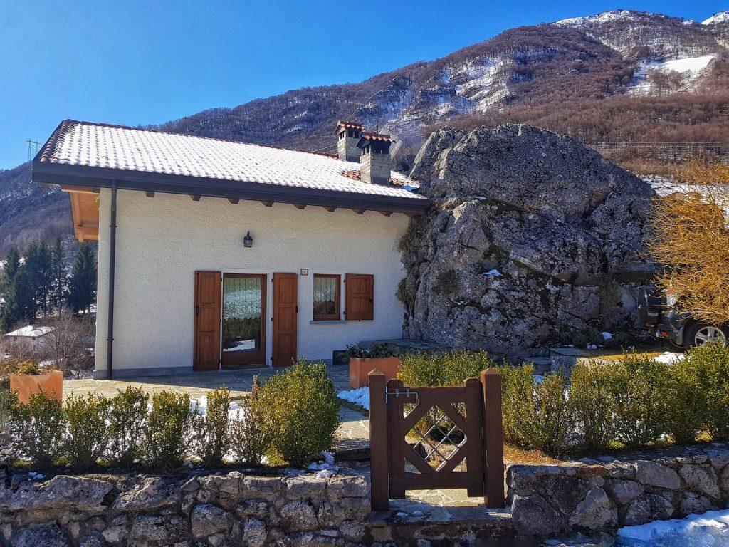 Casa e Roccia Piani di Nava