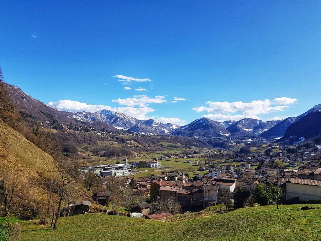 Paesaggio Baiedo Rifugio Riva