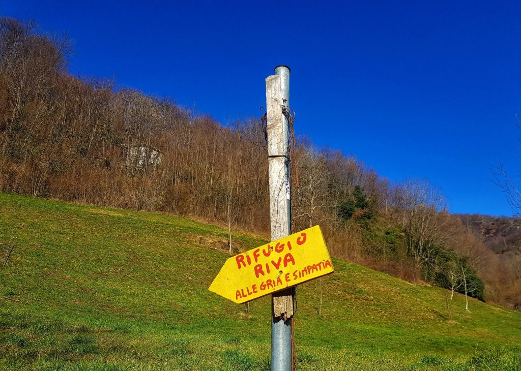 Rifugio Riva Giallo