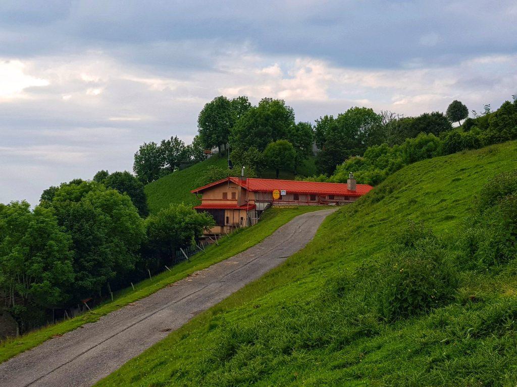 Il rifugio Boffalora