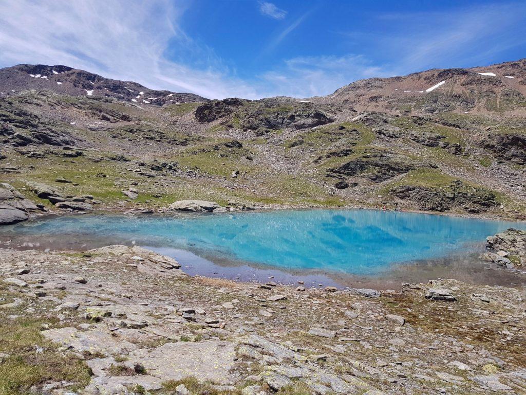 Lago Azzurro Bormio 3000