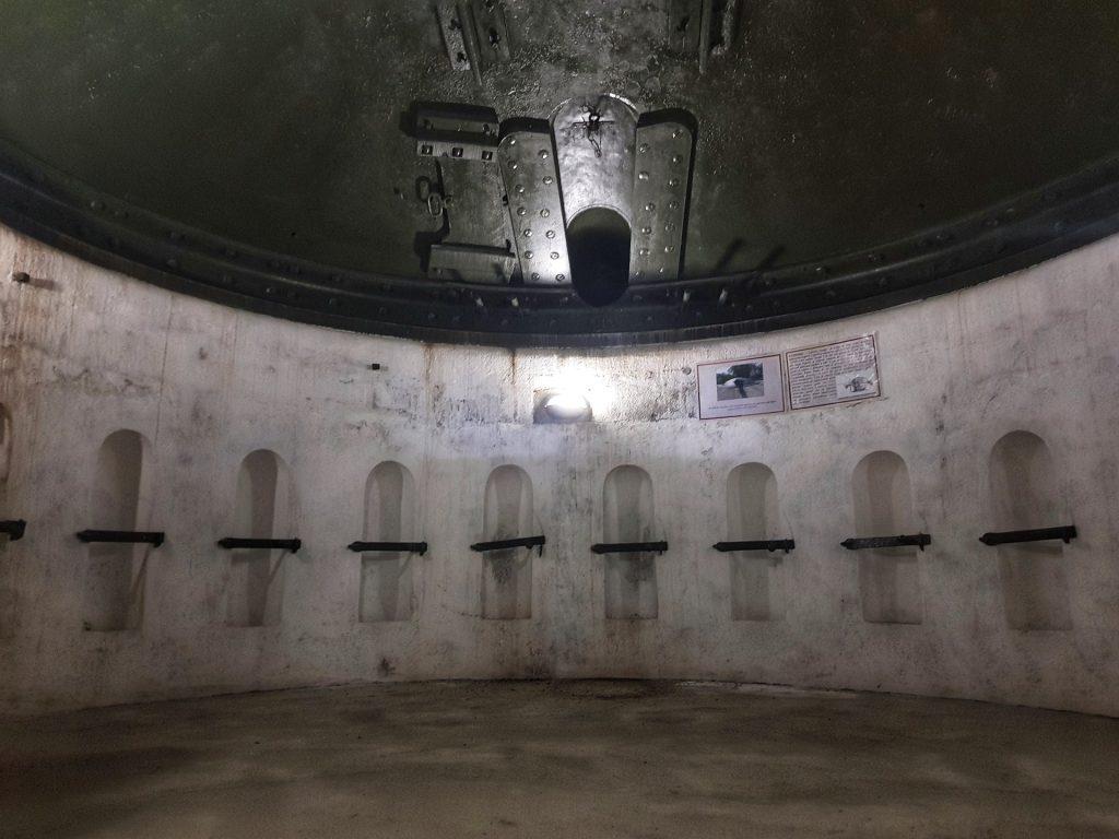 Cupole Corazzate Forte di Oga