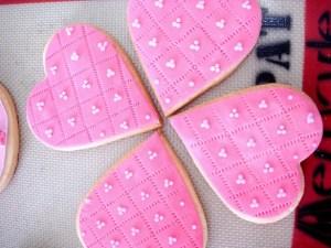 decorazione di biscotti