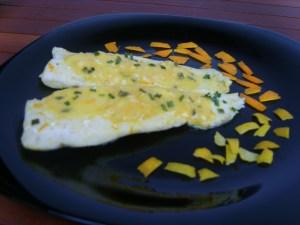 pesce con agrumi