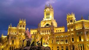 capitale spagnola