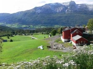 gita in Norvegia