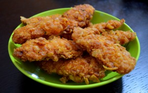 pollo-con-corn-flakes