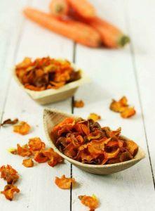 chip di carote