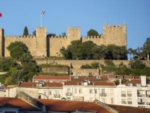 castello di lisbona
