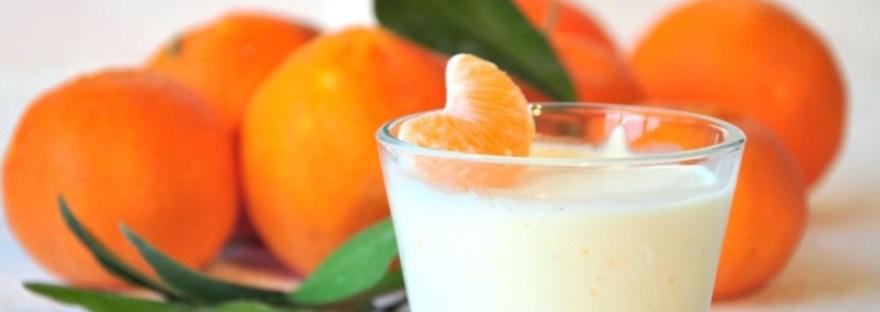 spuma di mandarini