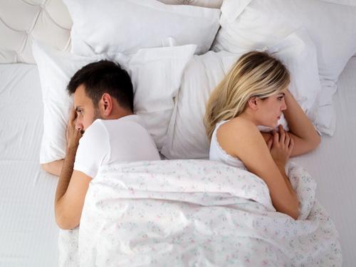 Lười sinh hoạt vợ chồng: Được 1 mất 5 - Ảnh 1.