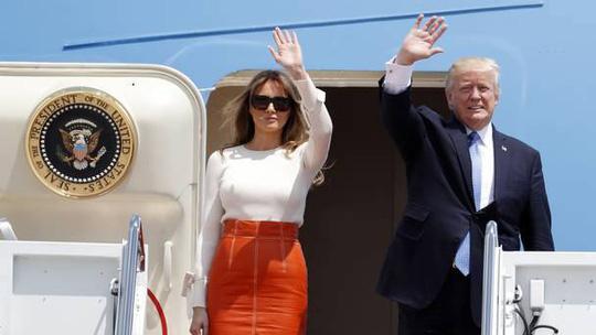 Nhà Trắng thông báo Tổng thống Donald Trump và Phu nhân sang Việt Nam - Ảnh 1.
